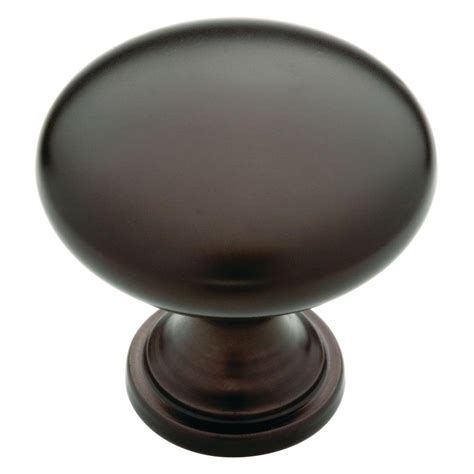 Liberty 114 In Dark Oil Rubbed Bronze Hollow Cabinet