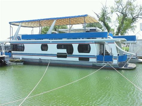 Boats For Sale In Galveston Texas Craigslist by 1996 1996 Jamestown Houseboat Located In Texas For Sale