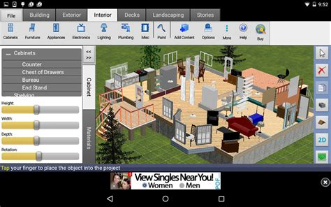 Home Design Free App : Dreamplan Home Design Free 1.62 Apk Download