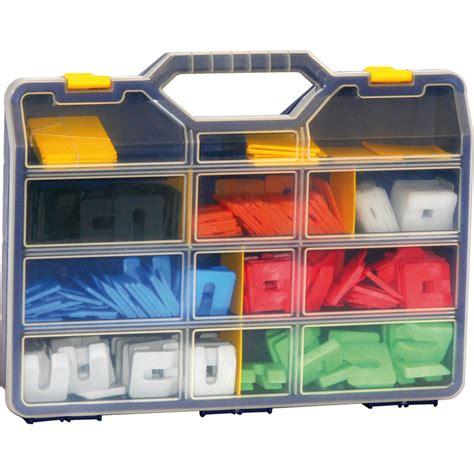 cale plastique assorti 336 pcs toolstation