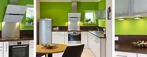 Küche Farbe Wand : wir renovieren ihre k che kleine kueche ~ Markanthonyermac.com Haus und Dekorationen