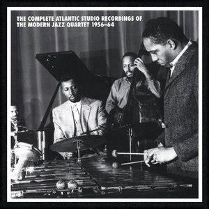the modern jazz quartet the complete atlantic studio recordings 1956 64 7cd boxset 2011