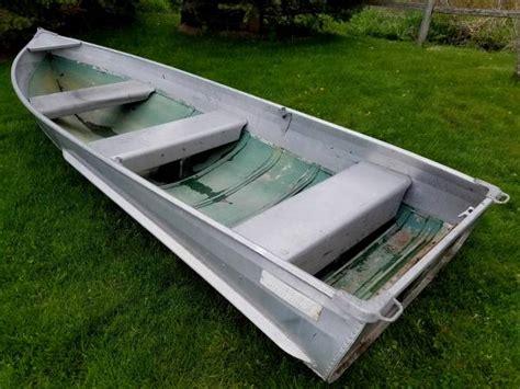 Aluminium Boat Sea Nymph by 12 Sea Nymph Aluminum Boat