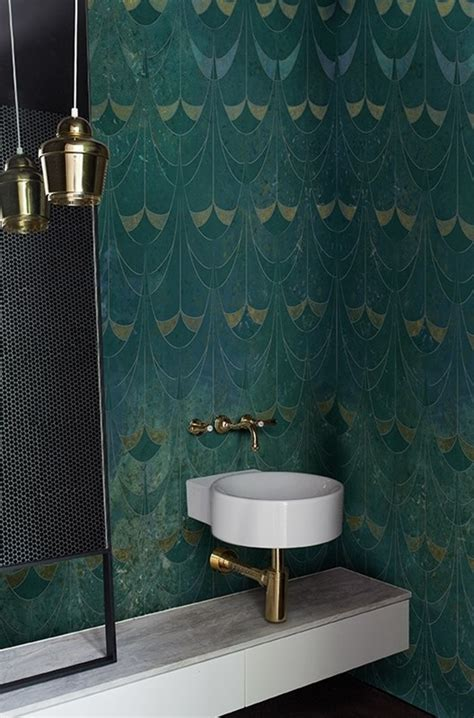 papier peint salle de bain archives le d 233 co de mlc