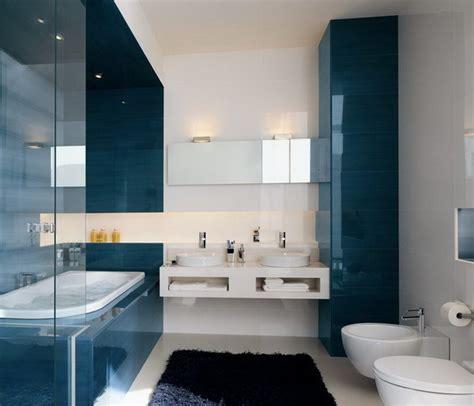 Blue Bathroom Decorating Ideas  Stylish Eve