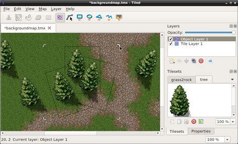 tiled map editor tiled development update
