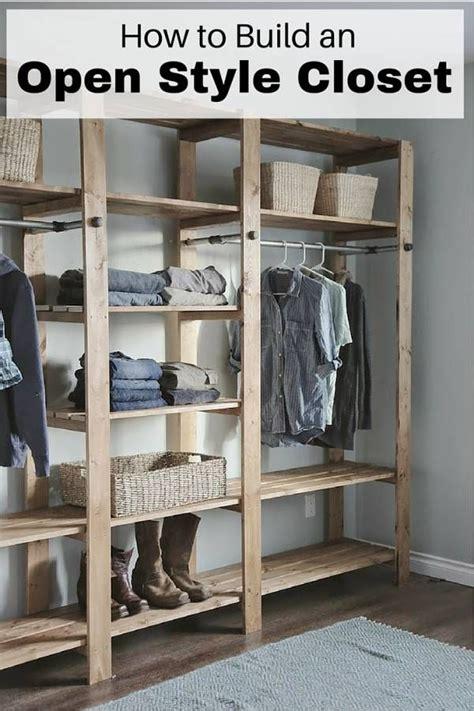 Open Closet 17 Best Ideas About Open Closets On Pinterest