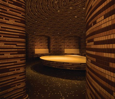 the hammam in drift spa at the palms hotel in las vegas i can sit in here for hours
