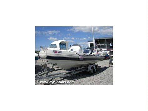 Inflatable Boats Devon by Ribeye 650 Sport In Devon Inflatable Boats Used 10299