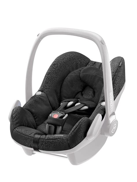 maxi cosi pebble car seat replacement cover modern black co uk baby