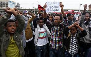 Ethiopia protests: At least 90 people killed during ...