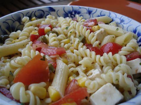 la cuisine de dodeline 187 salade de p 226 tes persillad 233 e