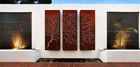 Modern Outdoor Wall Decor Diy