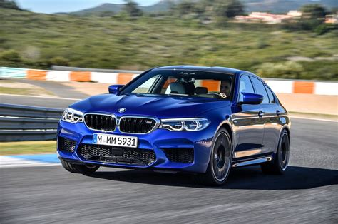 2018 Bmw M5 First Drive The King Is Dead, Long Live The