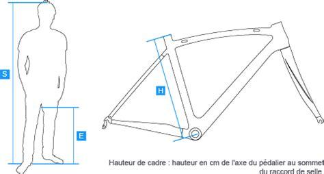 choisir la taille de cadre de velo cycles hb21 dijon