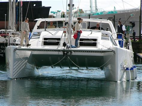 Catamaran 40ft Engine by 2007 Admiral 40 Ft Executive Sailboat For Sale In South