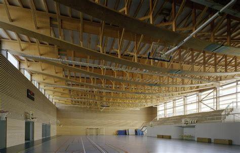 gymnasium nitescent in martin en haut construction21