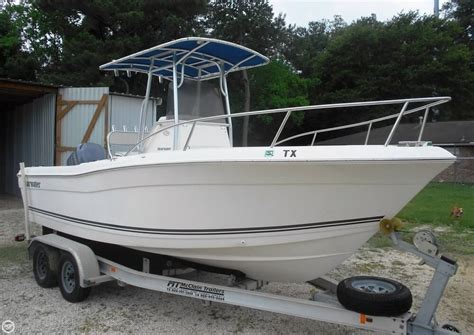Offshore Fishing Boats For Sale In Texas by Used Bay Boats For Sale 10 Boats