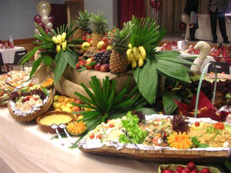 d 233 coration buffet mariage buffet froid pour repas de mariage par