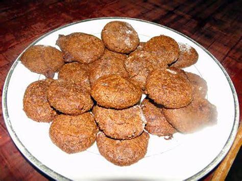 recette de biscuits secs aux amandes sans farine