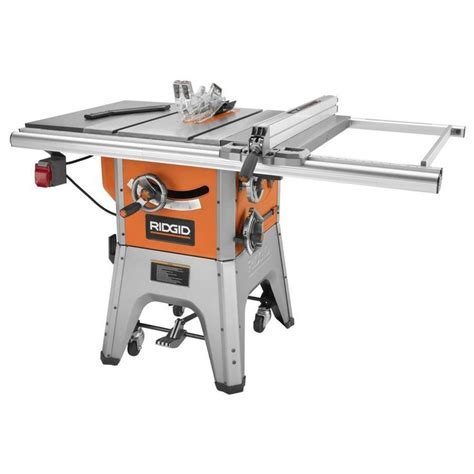 Ridgid 13amp 10 In Professional Table Sawr4512 At The. Colored Desk Chairs. Kroger Service Desk. Narrow Cabinet With Drawers. Ikea Bed Desk. Scrapbook Desk. Craigslist Poker Table. Pedestal Round Table. Ironing Board Table