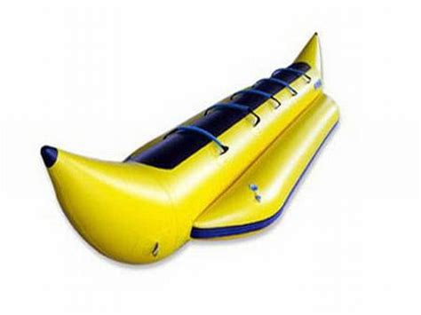 Blow Up Banana Boat inflatable wet banana boat blow up boats for sale water