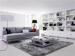 Teppich Wohnzimmer Grau : wohnzimmer teppiche sch ne und attraktive l sung f r wohnzimmer dekorationsideen ~ Markanthonyermac.com Haus und Dekorationen