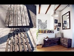 Europaletten Möbel Bauen : m bel aus europaletten m bel aus europaletten selber bauen youtube ~ Markanthonyermac.com Haus und Dekorationen