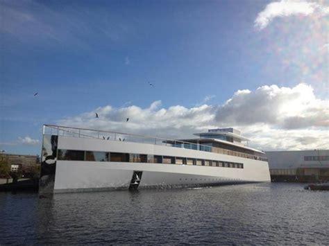Steve Jobs Boat by Steve Jobs S Venus Superyacht Unveiled Video
