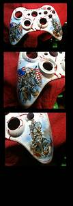 assassins creed hand painted xbox controller by ...