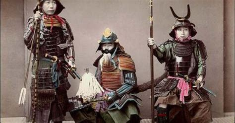 Japanese Armor In The Meiji Era -- Or, Don't Ask, Don't
