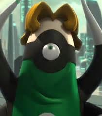 voice of larvox green lantern the animated series the voice actors