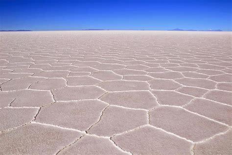 le salar d uyuni le d 233 sert de sel de bolivie g 233 ologie et hexagones sweet random science