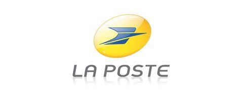 la poste a un nouveau logo