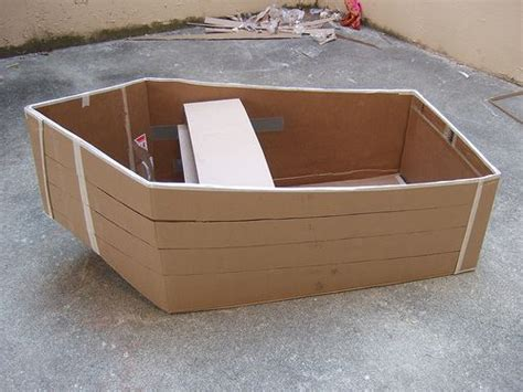 How To Make A Cardboard Boat With Only Duct Tape by 25 Best Ideas About Cardboard Boat Race On Pinterest