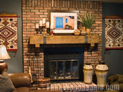 Mantel Shelves Photos To Inspire