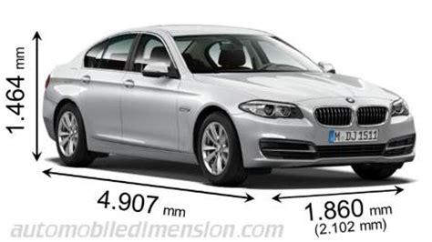 dimensions des voitures bmw longueur x largeur x hauteur