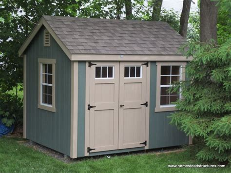 1000 ideas about 8x10 shed on shed plans