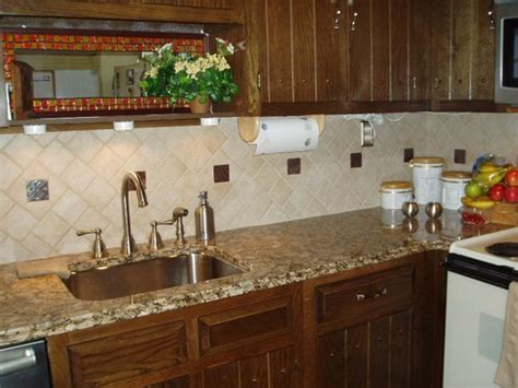 Creative Kitchen Tiles For Backsplash