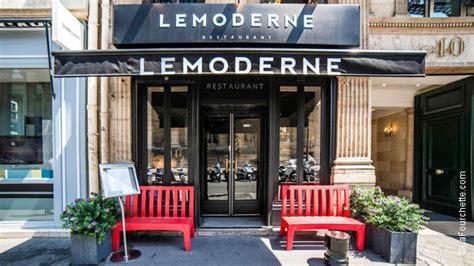 restaurant caf 233 moderne 224 75002 op 233 ra grands boulevards menu avis prix et r 233 servation