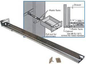 dresser drawer slides bottom mount us futaba ds3508 12 12 3 4 quot 324mm center mount drawer