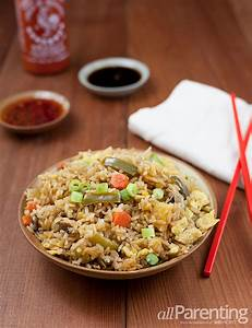 homemade vegetable fried rice Gallery