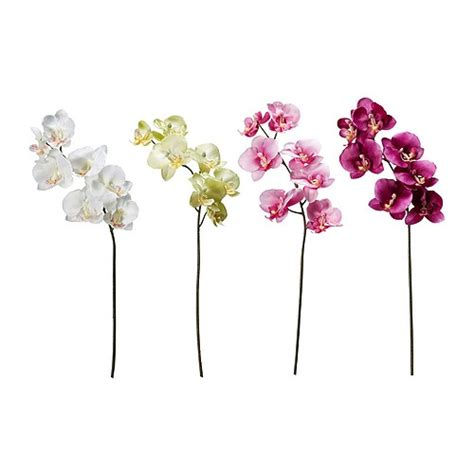 smycka artificial flower ikea