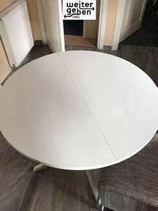 Runder Weißer Tisch : wei er runder tisch nahe berlin a159 ~ Markanthonyermac.com Haus und Dekorationen