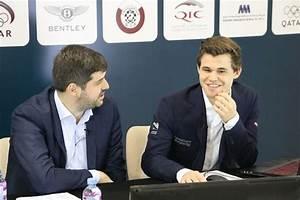 It's On: Carlsen-Kramnik In Qatar Final Round - Chess.com
