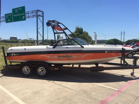 Malibu Boats For Sale In Texas by Malibu Boats For Sale In Fort Worth Texas