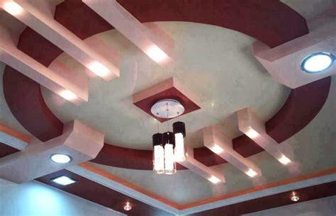 d 233 coration de salon marocain faux plafonds en platre design 2014