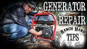Generator Troubleshooting, Repair, Maintenance, and ...