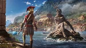 E3 2018: How Assassin's Creed Odyssey's RPG Focus ...