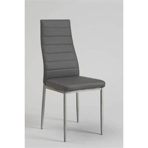chaises grises